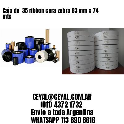 etiquetas térmicas 100 x 105