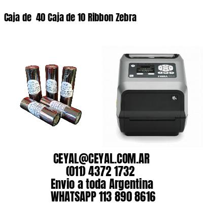 impresora de etiquetas autoadhesivas zebra 55 x 110
