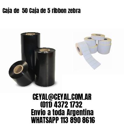 stock de etiquetas autoadhesivas de impresoras zebra  55 x 130