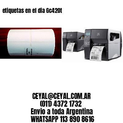 impresora de etiquetas autoadhesivas zebra 50 x 130