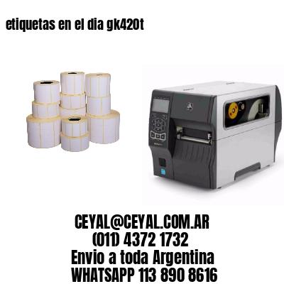 SERVICIO TÉCNICO IMPRESORAS DE ETIQUETAS ZEBRA VILLA PUEYRREDON CABA ARGENTINA ENVIOS TODO EL PAIS