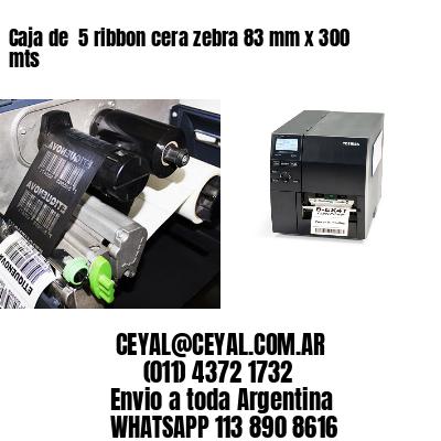 IMPRESORAS DE ETIQUETAS AUTODHESIVAS ZEBRA PARQUE CHAS CABA ARGENTINA ENVIOS A TODO EL PAIS